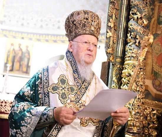 Xειροτονία Μητροπολίτου Ισπανίας και Εορτή Αγίου Γρηγορίου στο Φανάρι
