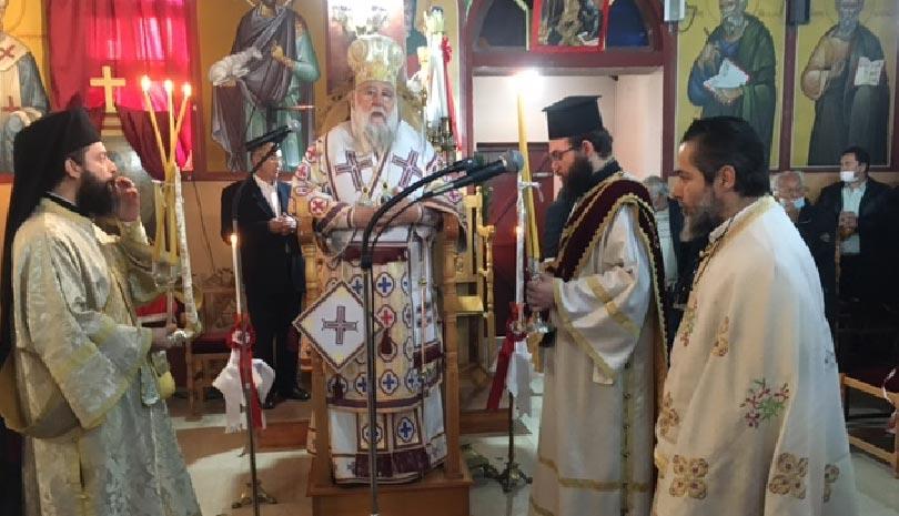 """Μητροπολίτης Κερκύρας : """"Να αντέξουμε τις ταπεινώσεις της ζωής με την πίστη"""""""