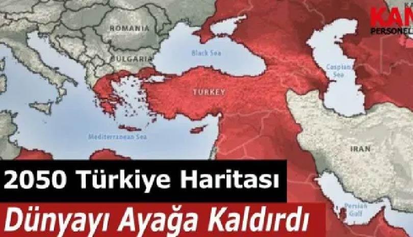 Ο Δρ. Ιωάννης Μάζης μιλά για τον χάρτη Τουρκικής επιρροής του 2050