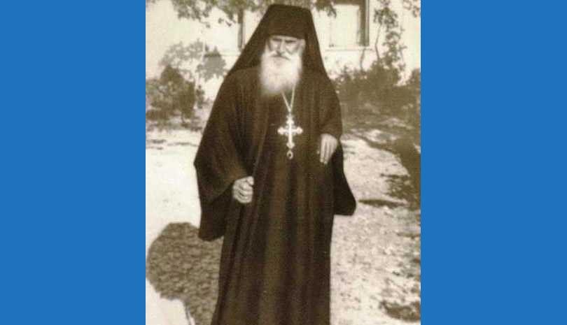 Όσιος Άνθιμος της Χίου: Η ταπεινοφροσύνη θα φέρει όλες τις αρετές