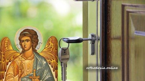 Πως ο φύλακας Άγγελος δίνει προστασία στο σπίτι από τα κακά πνεύματα