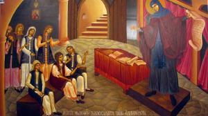 Σήμερα 19 Φεβρουαρίου γιορτάζει η Αγία Φιλοθέη η Αθηναία