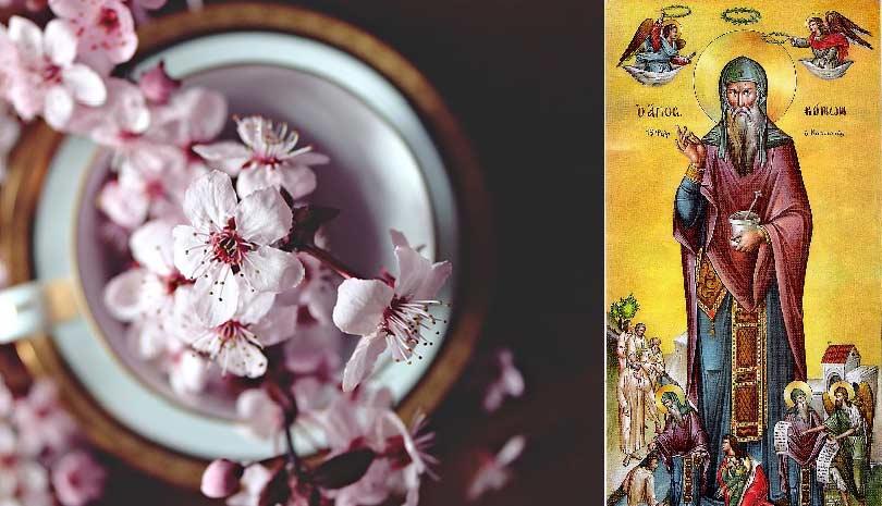 Σήμερα 19 Φεβρουαρίου γιορτάζει ο Όσιος Κόνων