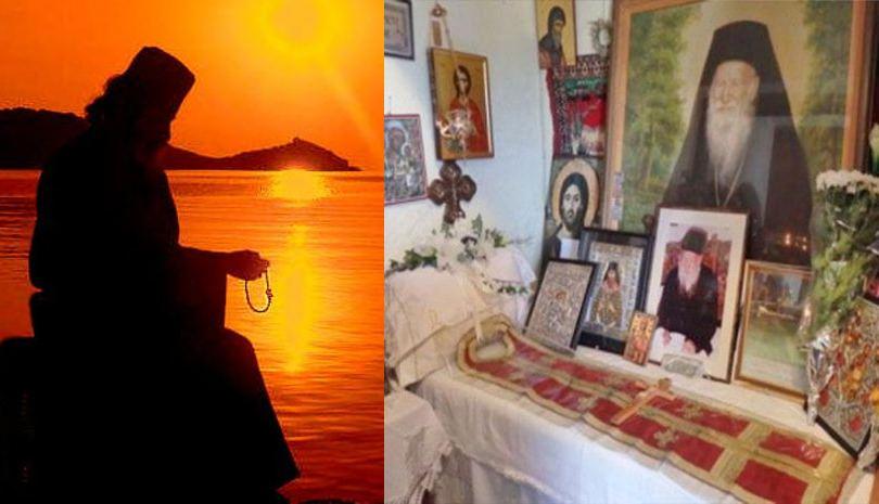 Άγιος Πορφύριος: Με την προσευχή ο μοναχός κάνει θαύματα
