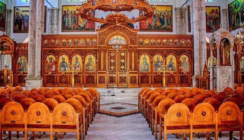 ΝΕΟ ΦΕΚ   Πως θα λειτουργήσουν οι εκκλησίες μέχρι την Δευτέρα 5 Απριλίου