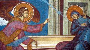 Ο Ευαγγελισμός της Θεοτόκου - † Μητροπολίτης Καστορίας Σεραφείμ