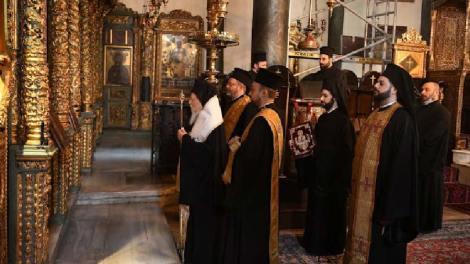 Οικουμενικό Πατριαρχείο: Τρισάγιο για τον μακαριστό Μητροπολίτη Πολυανής και Κιλκισίου Εμμανουήλ