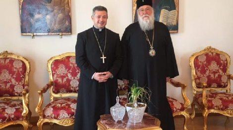 Στον Μητροπολίτη Κερκύρας ο νέος Αρχιεπίσκοπος των Ρωμαιοκαθολικών