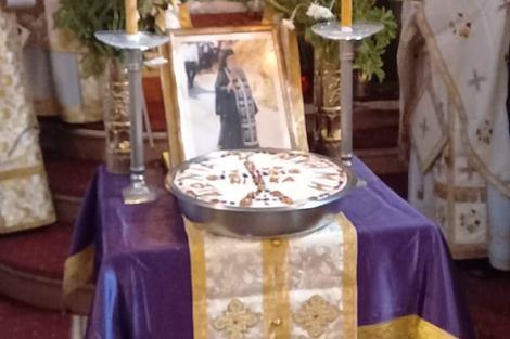 Τεσσαρακονθήμερο μνημόσυνο μακαριστού καθηγουμένου Παλαιοκαστριτίσσης | orthodoxia.online | μνημοσυνο | Δούη | ΕΚΚΛΗΣΙΑ | orthodoxia.online