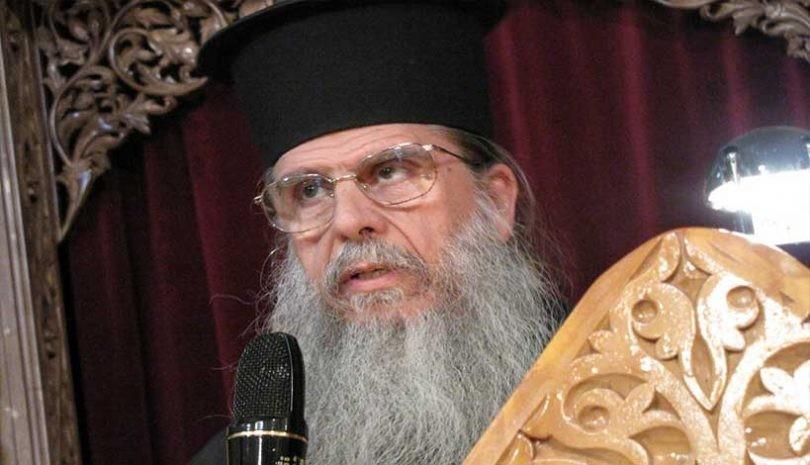 Αρχιμανδρίτης πατήρ Σαράντης Σαράντος | Φτώχυνε η γη, πλούτισε ο ουρανός