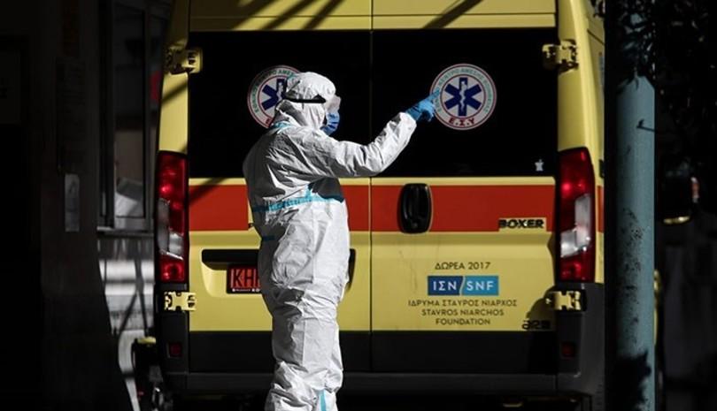 ΕΟΔΥ: 3232νέα κρούσματα κορωνοϊούκαι 70θάνατοι