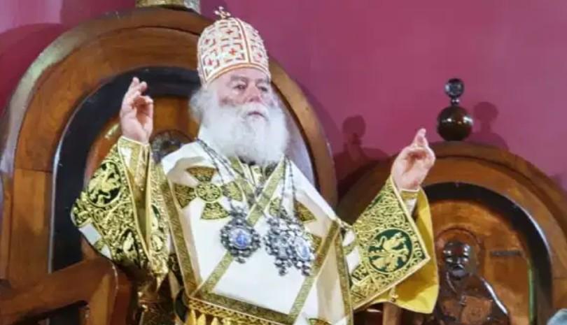"""Πατριάρχης Αλεξανδρείας: """"Το Σώμα και το Αίμα του Χριστού, είναι το μεγαλύτερο φάρμακο έναντι της πανδημίας"""""""