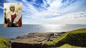 Εορτολόγιο 2 Απριλίου Αγία Ebba η Οσιοπαρθενομάρτυρας η Νέα από τη Σκωτία