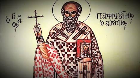 Ο άγιος που έλαβε σταυρικό θάνατο μετά τα πολλά θαύματα που επιτέλεσε