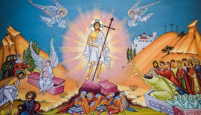Η Ιερά Μητρόπολη Εδέσσης για την ώρα της Ανάστασης
