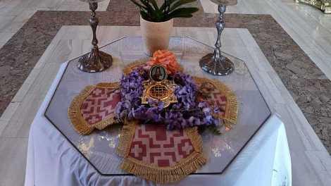 Ιερά μνήμη Οσίου και Θεοφόρου πατρός ημών Αμφιλοχίου στην Μητρόπολη Κισάμου