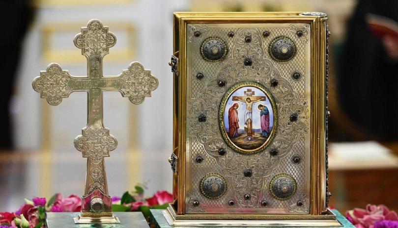 Κήρυγμα για την Κυριακή της Σταυροπροσκυνήσεως από τη Μητρόπολη Καλαβρύτων και Αιγιαλείας