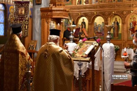 Οι Γ΄ Χαιρετισμοί στην Άγια Ειρήνη Αργολίδος | orthodoxia.online | γ χαιρετισμοι | αγια ειρηνη αργολιδοσ | ΕΚΚΛΗΣΙΑ | orthodoxia.online