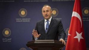 """Τσαβούσογλου για Sofagate : """"Ευθύνεται η Ευρωπαϊκή Ένωση και όχι η Τουρκία"""""""