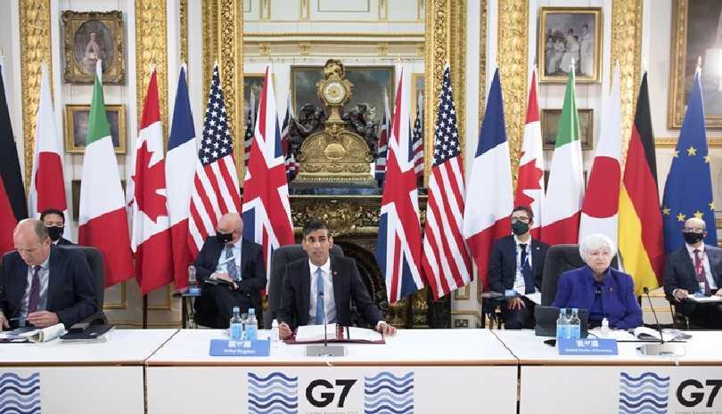 Iστορική συμφωνία για φορολόγηση των πολυεθνικών