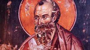 Ο Απόστολος Παύλος θεραπεύειτη δαιμονισμένη με το μαντικό πνεύμα
