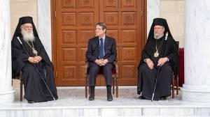 Ο Εσπερινός των Εγκαινίων του Νέου Καθεδρικού Ναού Λευκωσίας