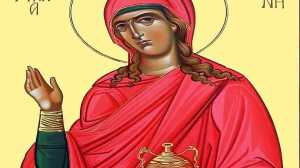 Εορτολόγιο 2021 – 22 Ιουλίου Αγία Μαρία η Μαγδαληνή η Μυροφόρος και Ισαπόστολος