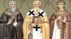Εορτολόγιο σήμερα 16 Ιουλίου γιορτάζει ο Άγιος Αθηνογένης