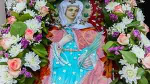 Η Εορτή της Αγίας Κυριακής στη Μητρόπολη Φθιώτιδος