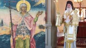 Ο εορτασμός της Αγίας Κυριακής στην Αδριανούπολη (ΦΩΤΟ)