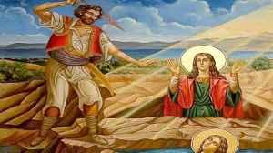 Τα ιερά λείψανα της αγίας Μαρκέλλας