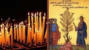 Το κήρυγμα της Κυριακής Γ΄ Ματθαίου
