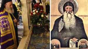 Ο Μητροπολίτης Χαλκίδος για το θαύμα του Αγίου Ιωάννη του Ρώσου στο Προκόπι Ευβοίας