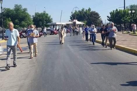 Τα δάκρυα σταμάτησαν να τρέχουν στην Χαλκίδα   orthodoxia.online   χαλκιδα   εκκλησια   ΕΚΚΛΗΣΙΑ   orthodoxia.online