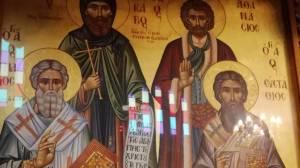 Η εορτή την Αγίων της Κίου στην Ιερά Μητρόπολη της Αργολίδος