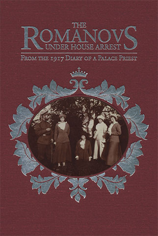 """Cover of """"The Romanovs Under House Arrest"""""""