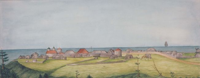 View_of_Settlement_Ross,_1841_(variation)