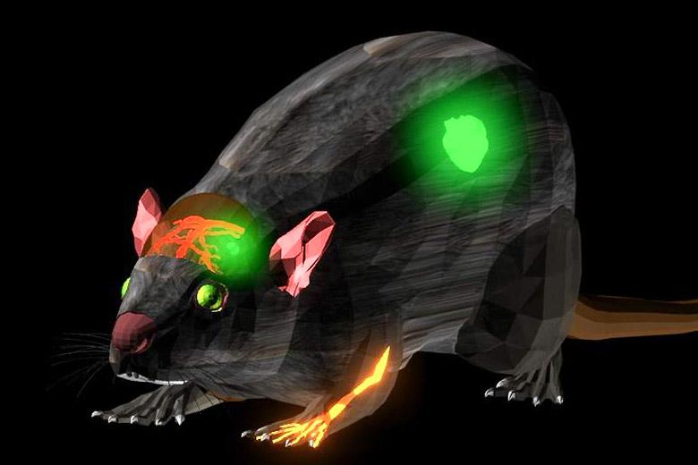 glowingtumormouse