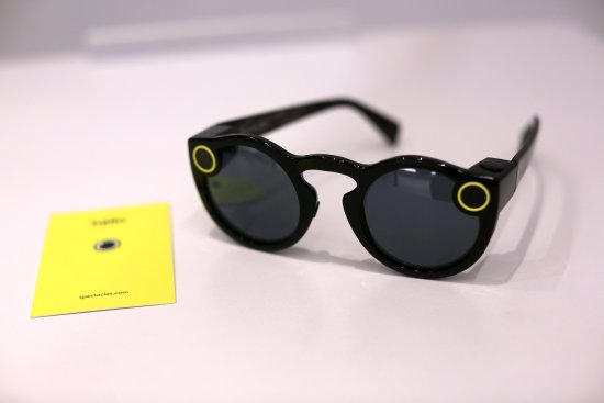 Inside Snap Inc. Pop-Up Store As Holiday Shoppers Buy Snapchat Spectacles