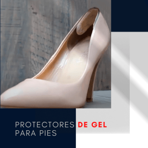 Protectores de gel para pies