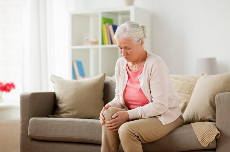 Symptome- Ursachen Kniegelenk