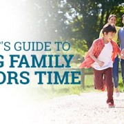 A Parent's Guide to Spring Family Outdoors Time