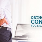 Orthopedic Spine Conditions You Should Know About