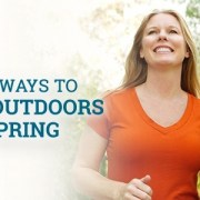 5 Unique Ways to Exercise Outdoors This Spring