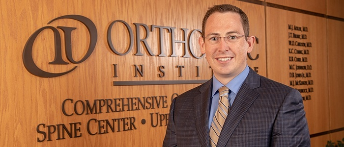 9 Questions with Dr. Jonathon Geisinger