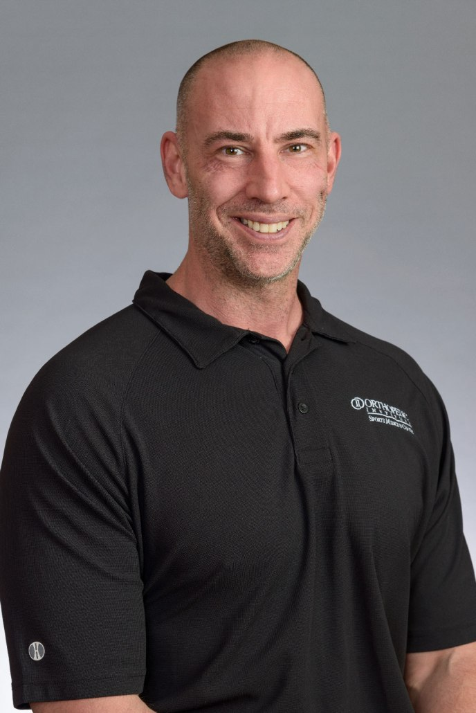 Chad Harms, MOTR/L, CHT