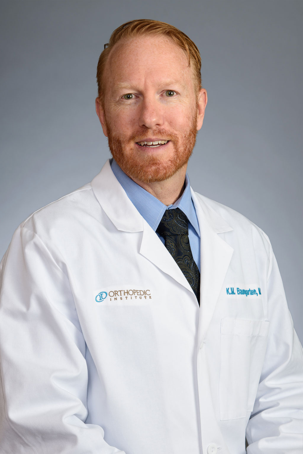 Keith M. Baumgarten