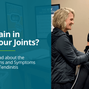 Radial Pulse Therapy is used to treat forms of tendinitis and pain in joints.