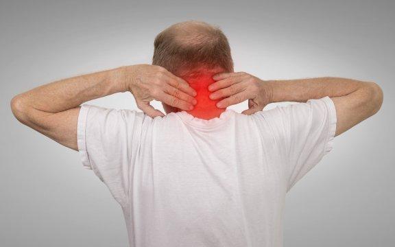 Αυχενική Σπονδυλαρθρίτιδα