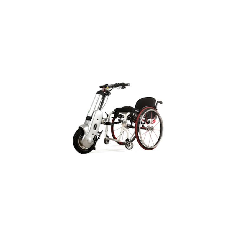 la cinquieme roue accessoire electrique pour fauteuil roulant
